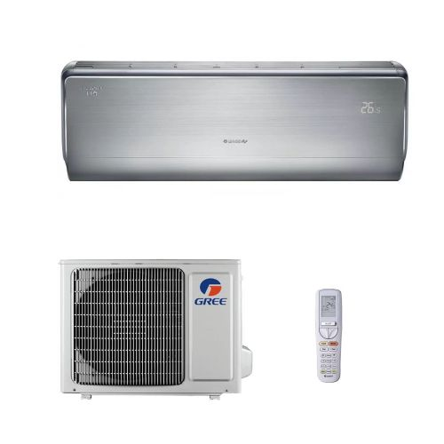 Gree Air Conditioning GWH09UB U-Crown Wall Mounted Super DC Heat Pump Inverter (2.5Kw/9000Btu) A+++ 240V~50Hz
